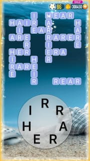 Word Crossy Level 2460 Answers