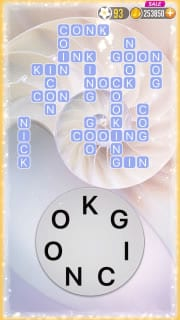 Word Crossy Level 2479 Answers