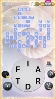 Word Crossy Level 2485 Answers