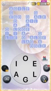 Word Crossy Level 2492 Answers