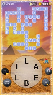Word Crossy Level 2502 Answers