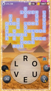 Word Crossy Level 2506 Answers