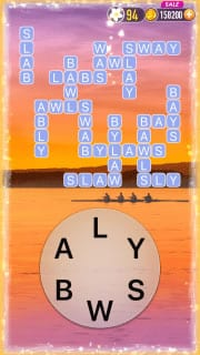 Word Crossy Level 2518 Answers