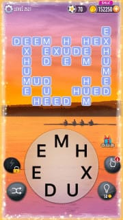 Word Crossy Level 2521 Answers