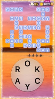 Word Crossy Level 2523 Answers