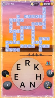 Word Crossy Level 2528 Answers