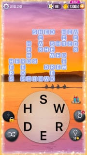 Word Crossy Level 2530 Answers