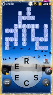 Word Crossy Level 2559 Answers