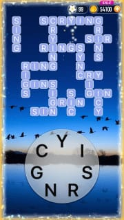 Word Crossy Level 2560 Answers