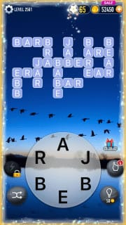 Word Crossy Level 2561 Answers