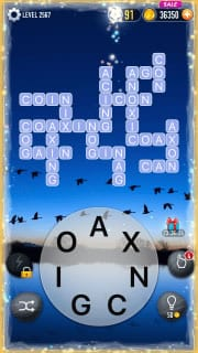 Word Crossy Level 2567 Answers
