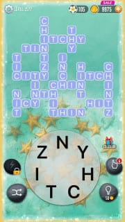 Word Crossy Level 2577 Answers
