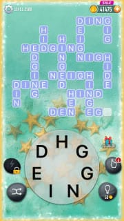 Word Crossy Level 2580 Answers