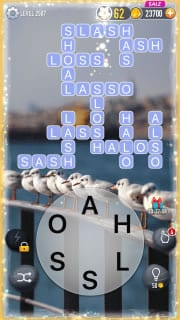 Word Crossy Level 2587 Answers
