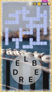 Word Crossy Level 2588 Answers