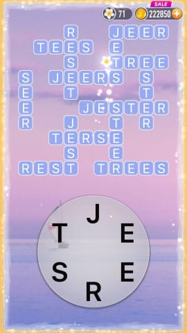 Word Crossy Level 260 Answers