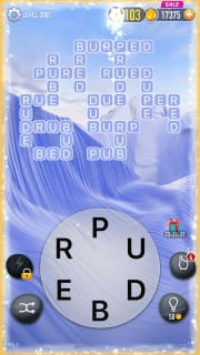 Word Crossy Level 2607 Answers