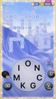 Word Crossy Level 2621 Answers