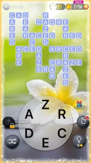 Word Crossy Level 2623 Answers