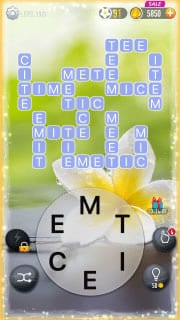 Word Crossy Level 2629 Answers
