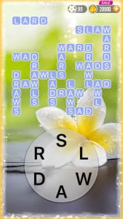 Word Crossy Level 2640 Answers