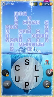 Word Crossy Level 2641 Answers
