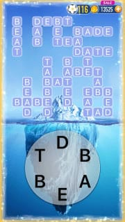 Word Crossy Level 2643 Answers