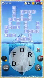 Word Crossy Level 2647 Answers