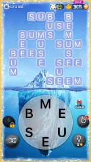 Word Crossy Level 2655 Answers