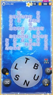 Word Crossy Level 2662 Answers