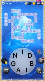 Word Crossy Level 2665 Answers