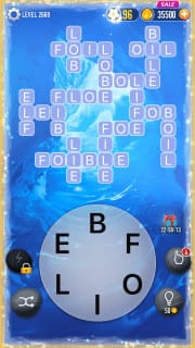 Word Crossy Level 2669 Answers