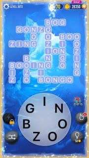 Word Crossy Level 2672 Answers