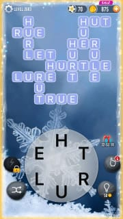 Word Crossy Level 2683 Answers