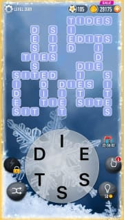 Word Crossy Level 2689 Answers