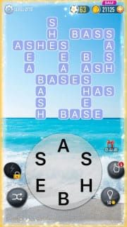 Word Crossy Level 2713 Answers