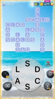 Word Crossy Level 2722 Answers