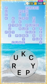 Word Crossy Level 2726 Answers