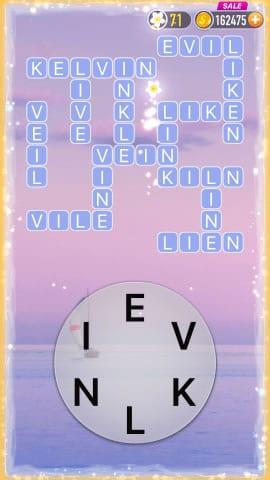 Word Crossy Level 276 Answers