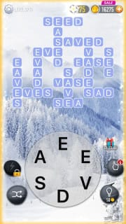 Word Crossy Level 2763 Answers
