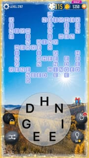Word Crossy Level 2767 Answers