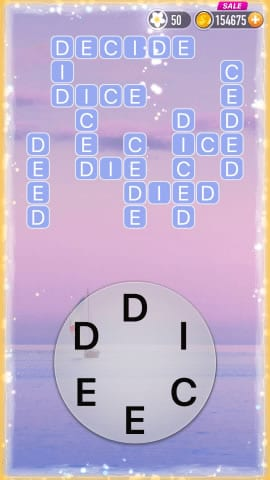Word Crossy Level 278 Answers