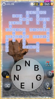 Word Crossy Level 2788 Answers