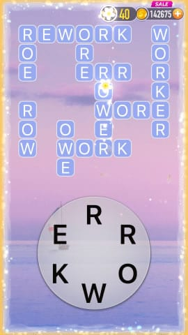 Word Crossy Level 281 Answers
