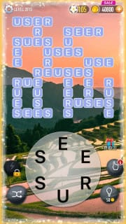 Word Crossy Level 2815 Answers