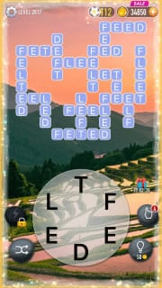 Word Crossy Level 2817 Answers