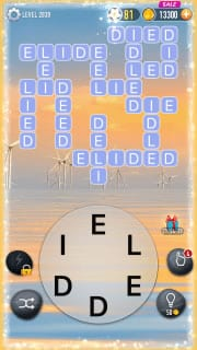 Word Crossy Level 2839 Answers