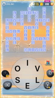 Word Crossy Level 2841 Answers