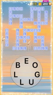 Word Crossy Level 2844 Answers