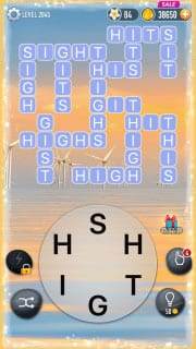Word Crossy Level 2845 Answers